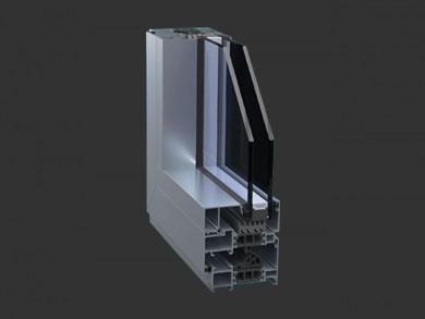 ST70 为寒冷地区指定的门窗解决方案